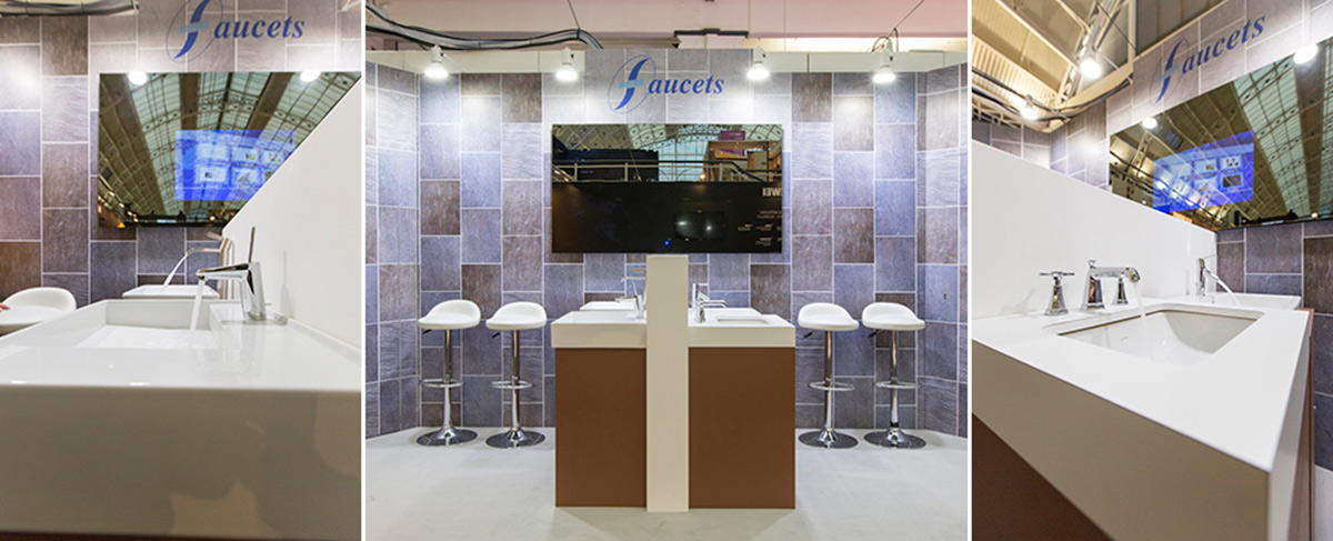 Small Modular Exhibition Stands : Modular exhibition stands welcome displays endless design ideas