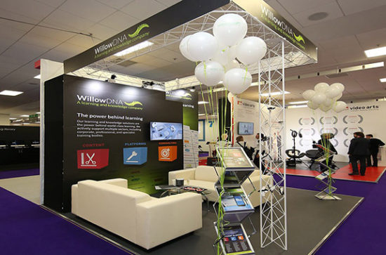 Small Exhibition Stand Years : Small exhibition stands by welcome displays design print